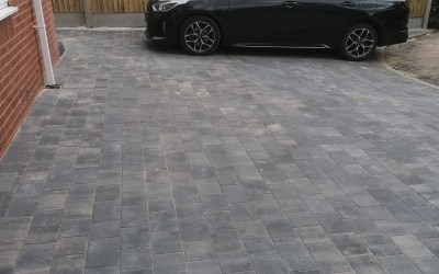 Driveway Repair from J Lowther & Sons