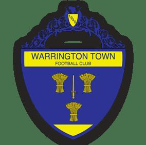 Warrington Town FC Crest