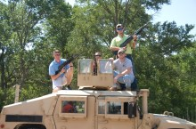 2011 Clay Shoot