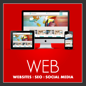 Website Design, SEO, and social media