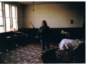 Me in 1995 with rifle in LB