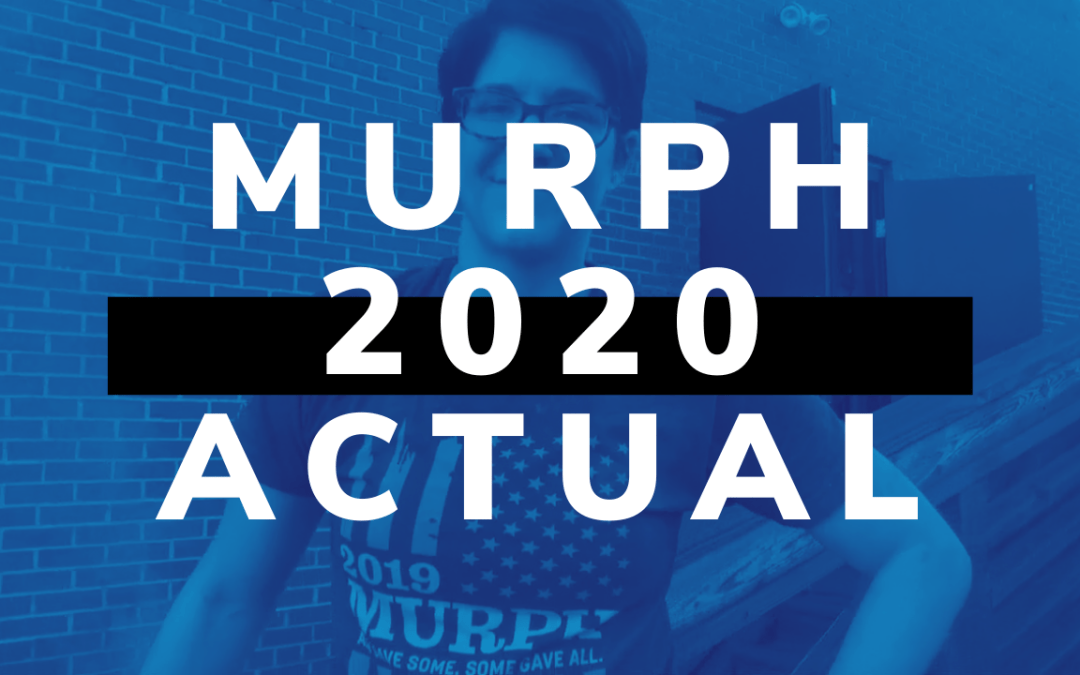 WHF Podcast 31 – MURPH 2020 ACTUAL