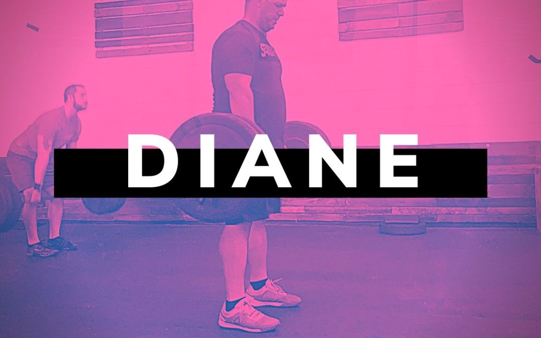 "Benchmark WOD Review ""DIANE"""