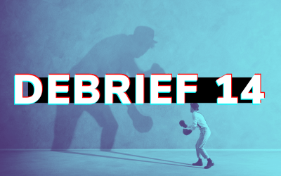 Debrief 14: Ways to deal with fear, Pride > Arrogance