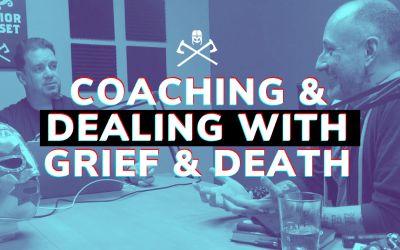 Michael Brazell on Coaching, Dealing with Grief and Death