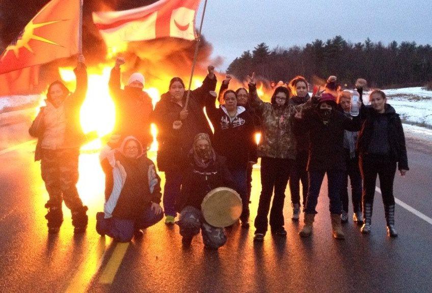 New Brunswick Dec 2 women warriors