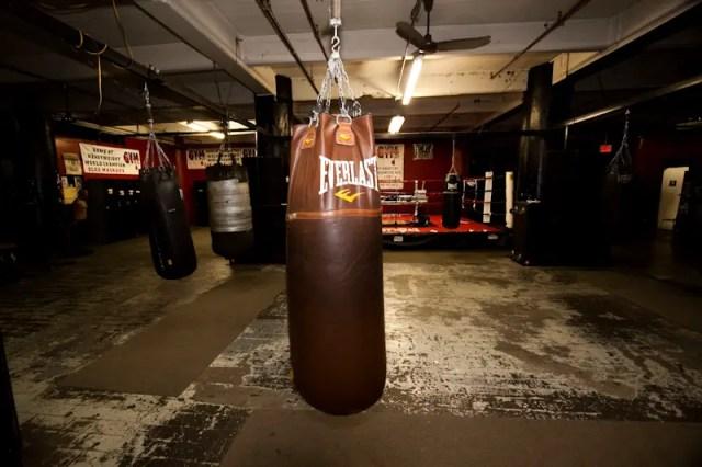 Gleason's Boxing Gym, Brooklyn
