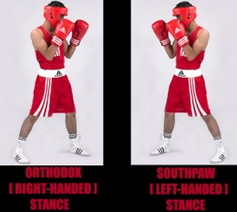 Boxing Stance - Regular vs Southpaw