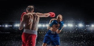 Improve reflexes for boxing defense