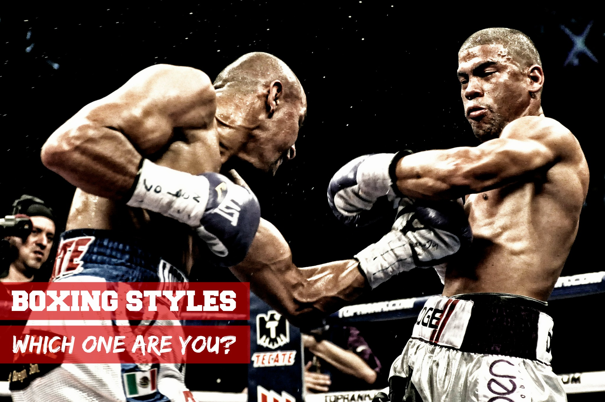 Boxing Styles Which Are You Warrior Punch