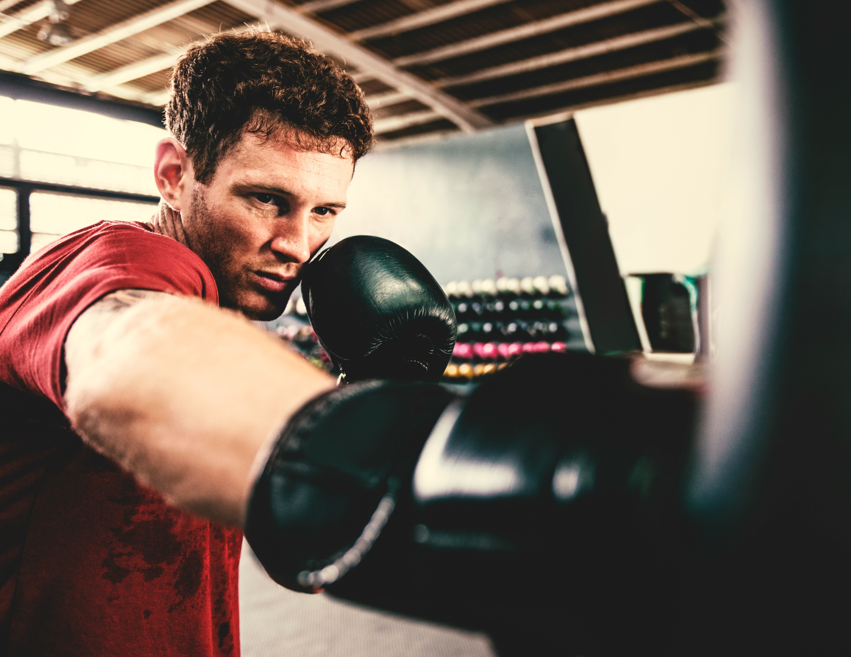 Check in boxing in reverse: step by step instructions, scheme. Exercises at the circuit 83