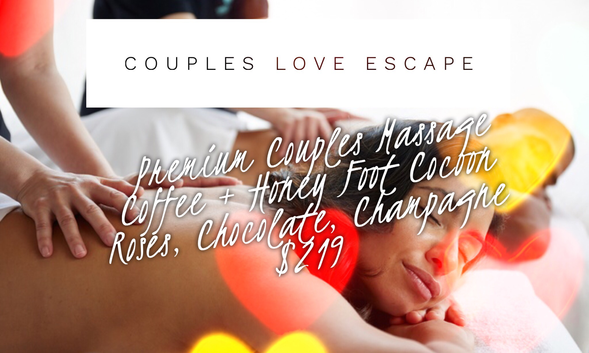 Couples Valentines Spa Package