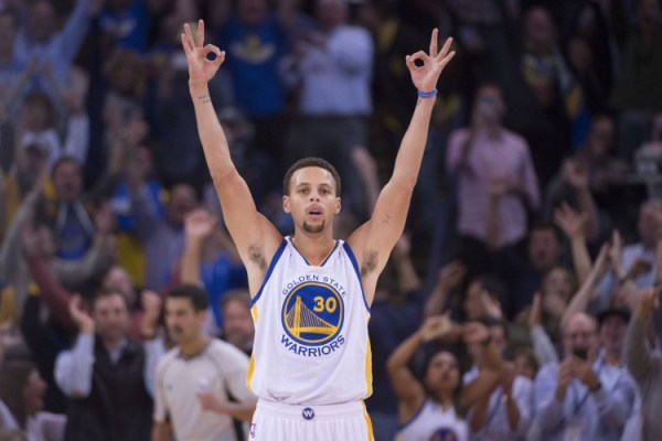 Stephen Curry's Scoring Binge Compared to Others in the ...