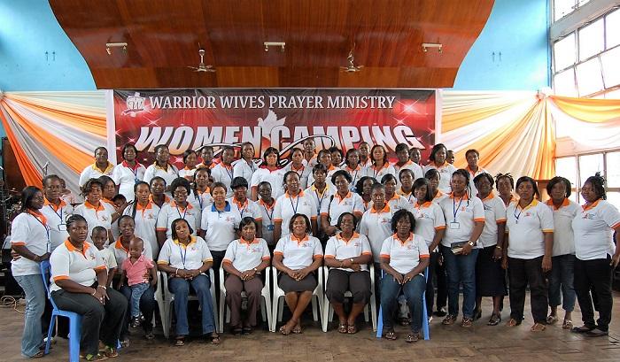 warrior wives leaders