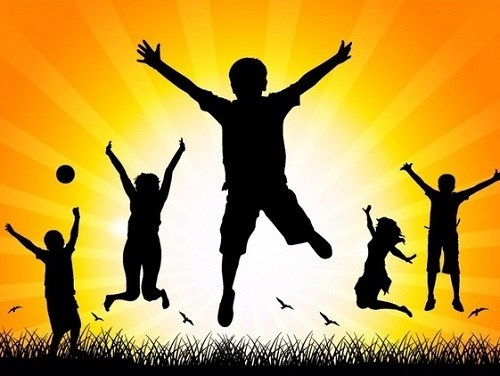 happy_children_jumping
