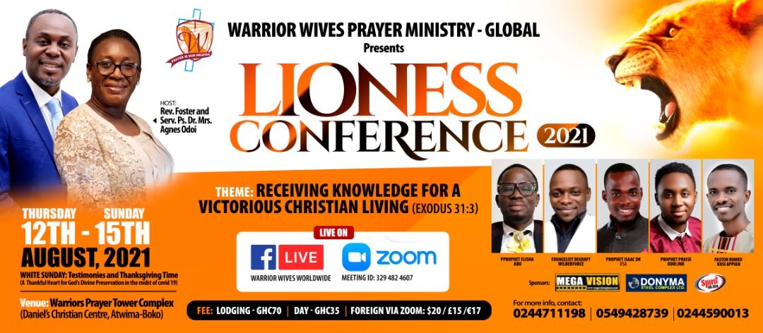 LIONESS CONFERENCE 2021
