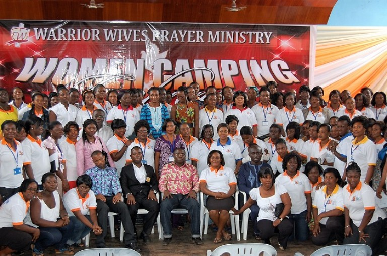 Warrior wives Conference