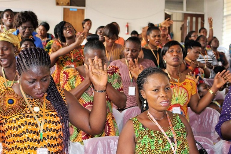Ghanaian wives conference