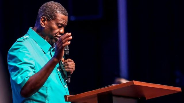 """""""May God have mercy and heal our land"""" – Pastor Adeboye prays for Nigeria amid insecurity crisis"""