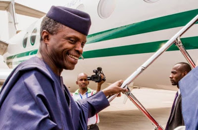 Osinbajo to represent Buhari at Sierra Leone's independence event