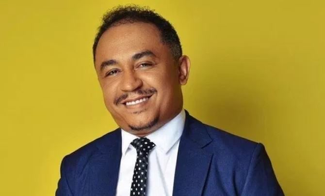 """""""Pastors are using bodyguards while selling stickers to members for protection"""" – Daddy Freeze"""