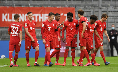 Bayern miss chance to secure title after 2-1 defeat at Mainz