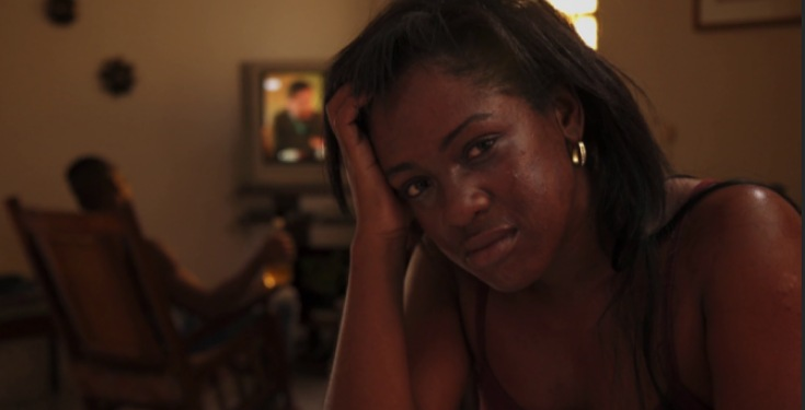 Mother narrates what her daughter told her after she saw her with a gun