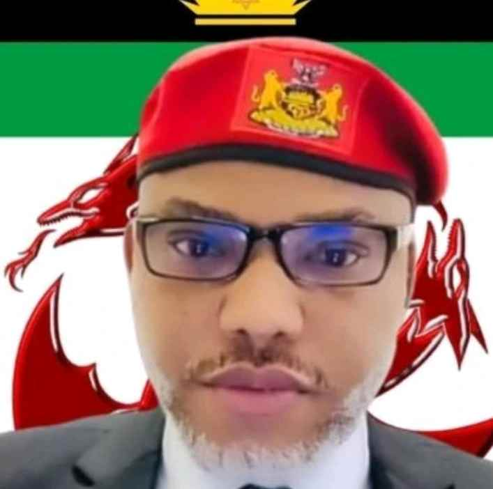 Nnamdi Kanu reacts to Nigerian Air Force killing 20 Nigerian Soldiers.