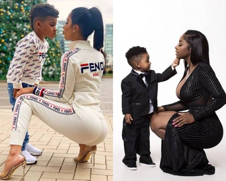 Check Out These Beautiful Pictures Of Mothers And Their Sons