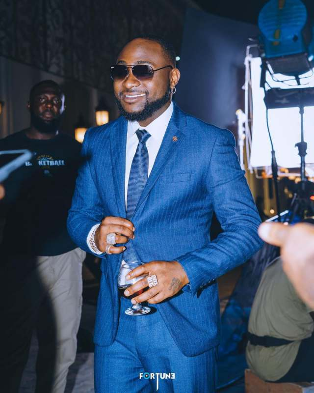 Davido hits 20M followers on Instagram, becomes most followed African artiste