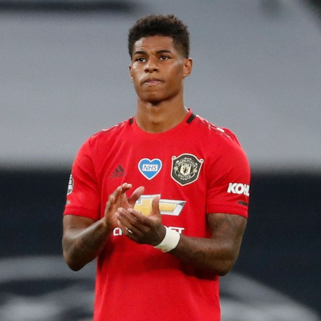 Footballer Marcus Rashford, 23, building 80 acre five-bedroom mansion in Manchester complete with its own golf course