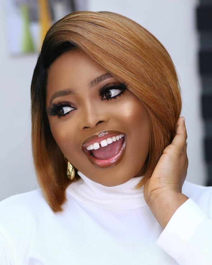 """""""Everybody don turn motivational speaker, please rest"""" – Fans react after Actress Olayode Juliana advised those preparing to get married."""