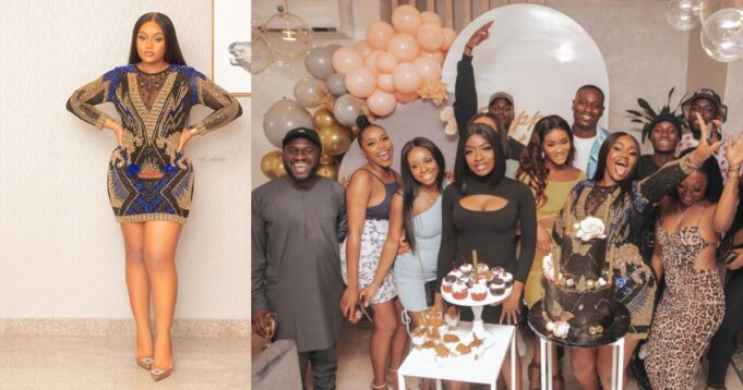 """""""I had the best birthday with the best people"""" – Chioma"""