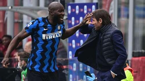 'I would fight to the death for Conte!' - Romelu Lukaku hails Inter Milan boss after winning Serie A title