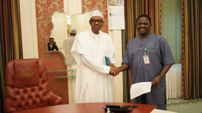 Religious and former political leaders plotting to 'overthrow' Buhari – Presidency