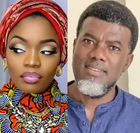 BBNaija's Bisola Aiyeola responds to Reno Omonkri after he said he has no sympathy for single mothers