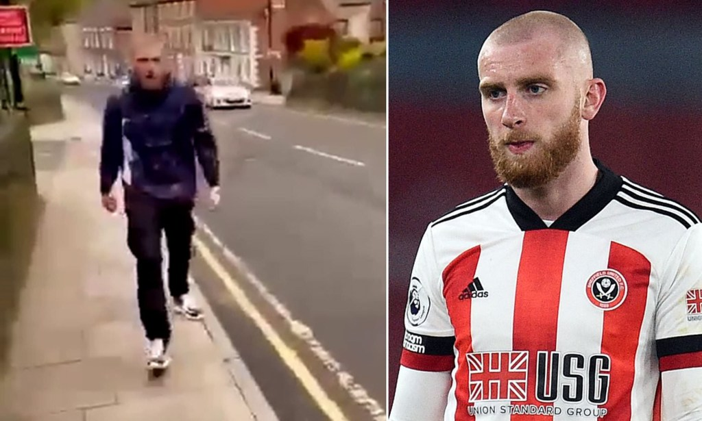 Update: Footballer, Oli McBurnie arrested after 'punching man in street bust-up'