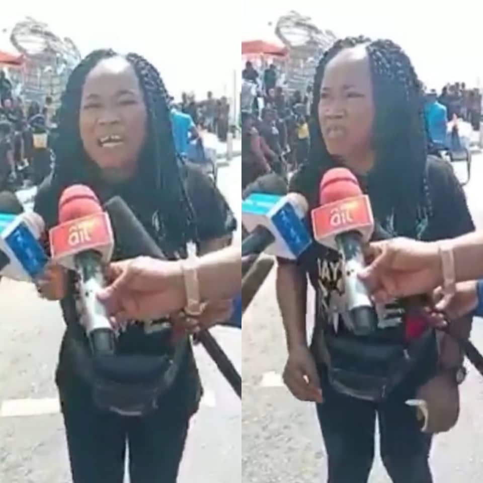 ''I was raped by my pastor when I went for deliverance''- Nigerian lady shares her heartbreaking story (video)
