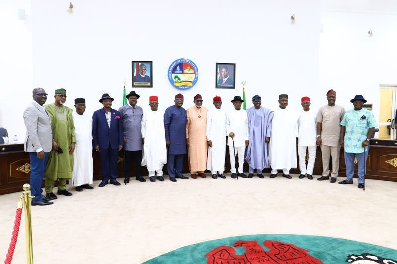 Southern speakers back Southern governors on restructuring, ban on open grazing and others