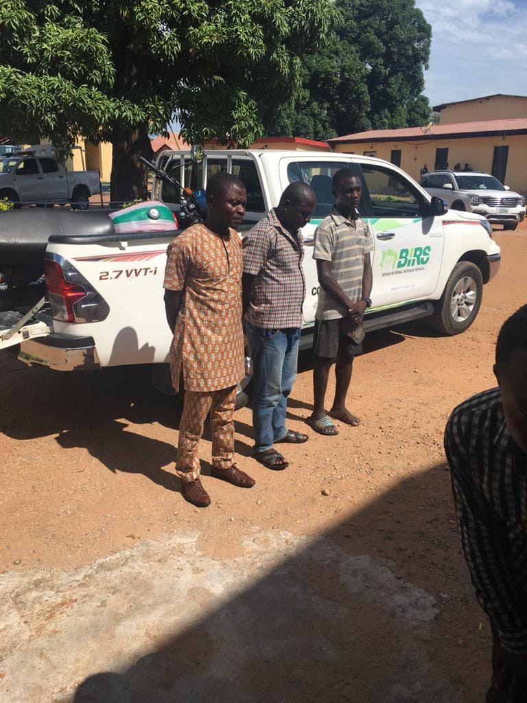 Three suspects arrested over attack on Chairman of Benue Internal Revenue Service
