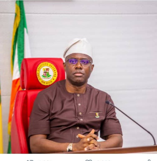 Seyi Makinde reacts to reports a car in his convoy ran a child over