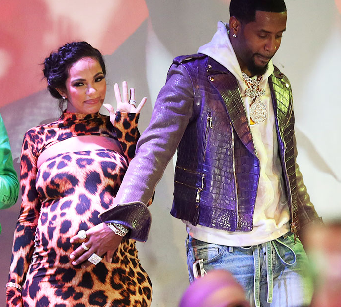 Pregnant Erica Mena files for divorce from Safaree less than two years after wedding