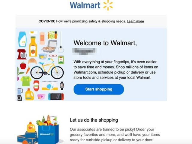 Walmart 'appalled' after customers received emails from the company with the n-word