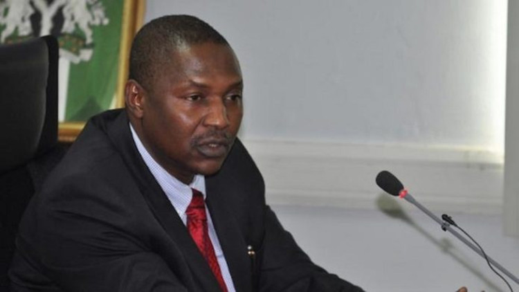 I never received N2bn from recovered loot - Malami replies lawmakers