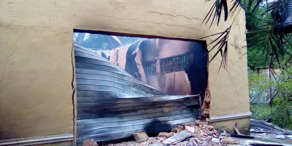 Another INEC office set ablaze in Imo