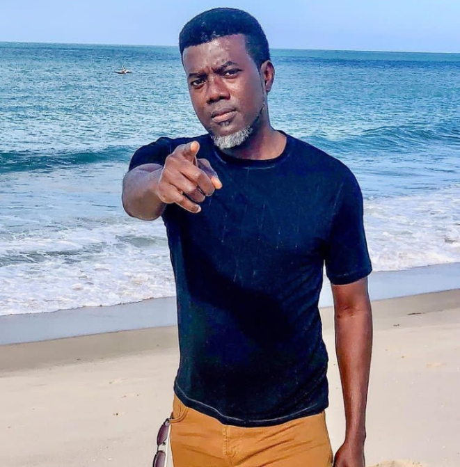 Reno Omokri reacts to reports that he abandoned his wife and welcomed a child with his lover
