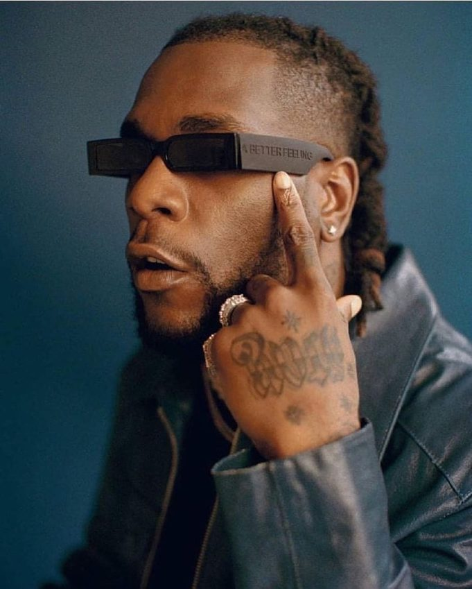 """""""I embraced my pain and turned it into the world's greatest weapon"""" — Burna Boy"""