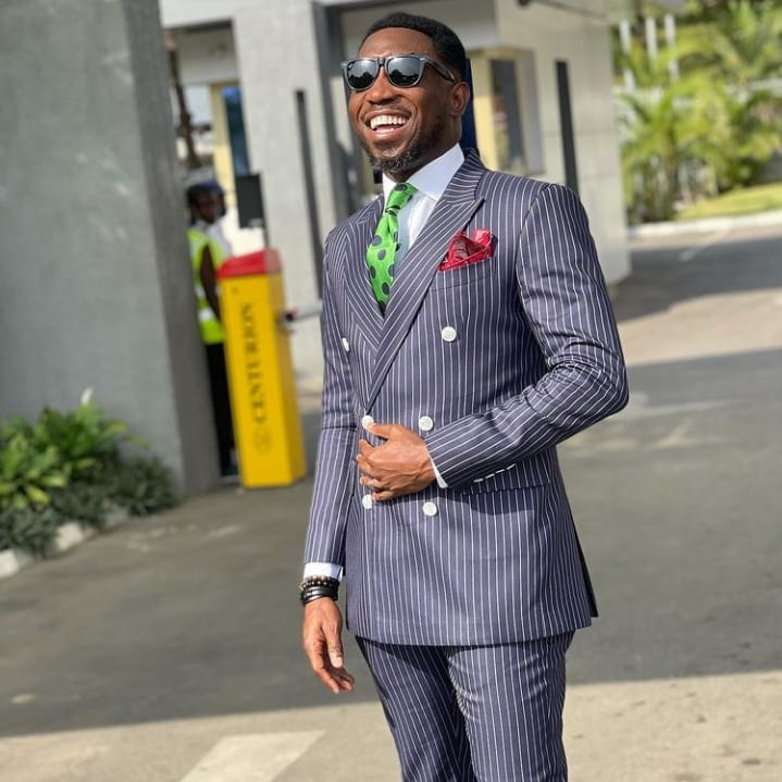 """My joy is full"" – Singer Timi Dakolo says as he extols his son for being a genius"