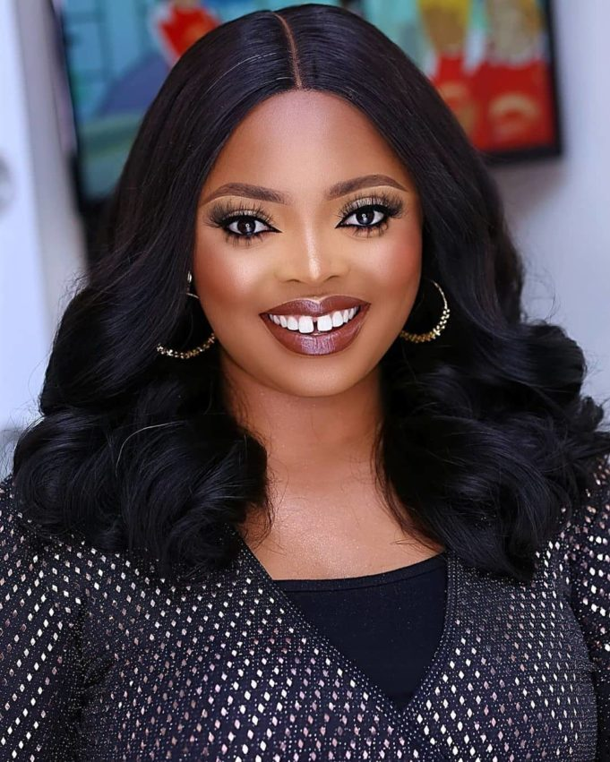 """""""I quit acting because of kissing scenes"""" — Juliana Olayode 'Toyo Baby' (Video)"""