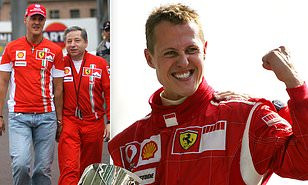 Michael Schumacher's former boss Jean Todt gives update on his condition eight years after skiing accident that left him brain damaged
